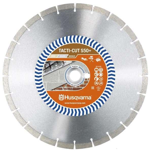 Husqvarna TACTI-CUT S50 PLUS Diamantrennscheibe 400 mm